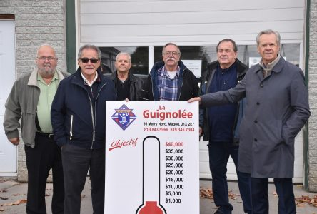 Les Chevaliers de Colomb de Magog crient mission accomplie