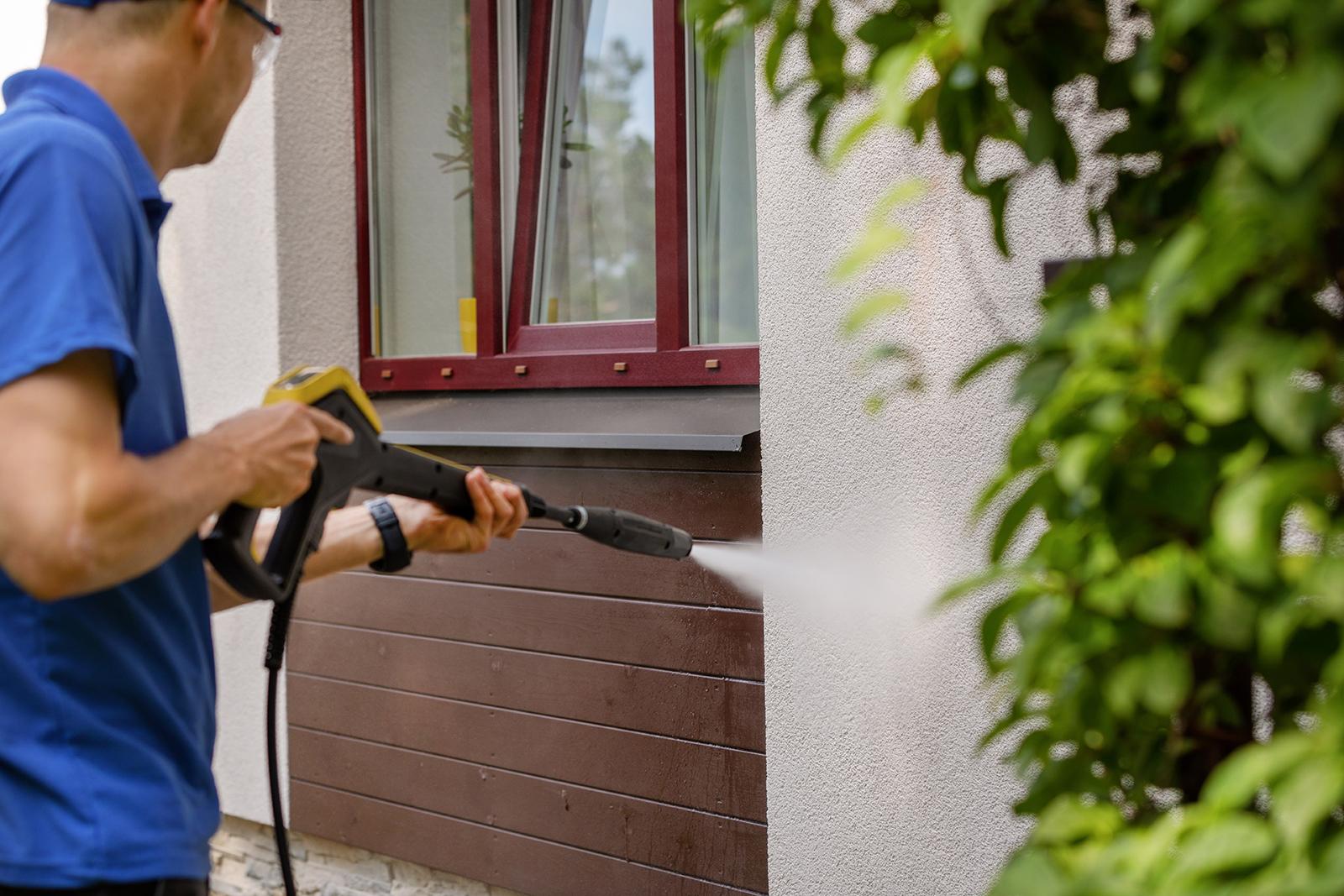 Comment fonctionne un nettoyeur haute pression?